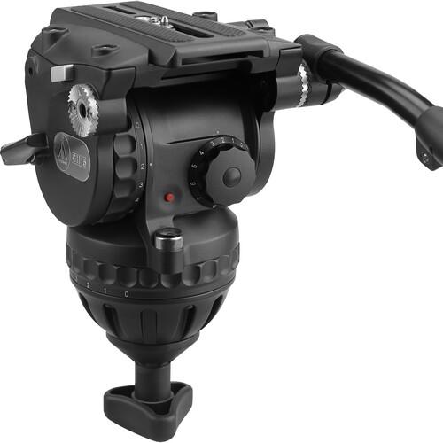 E-Image Heavy-Duty Fluid Video Head