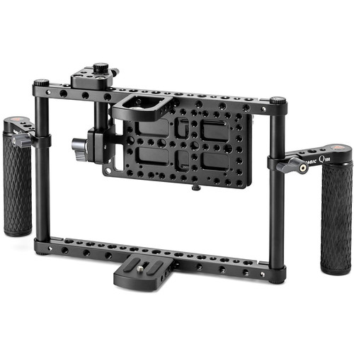 E-Image Director's Monitor Cage with Rubber Handgrips