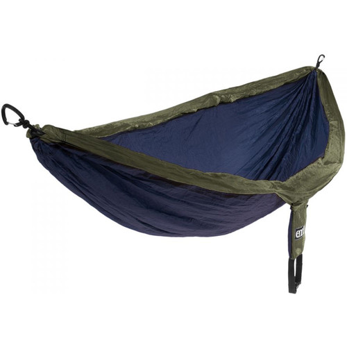 Eagles Nest Outfitters 2-Person DoubleNest Hammock (Navy/Olive)