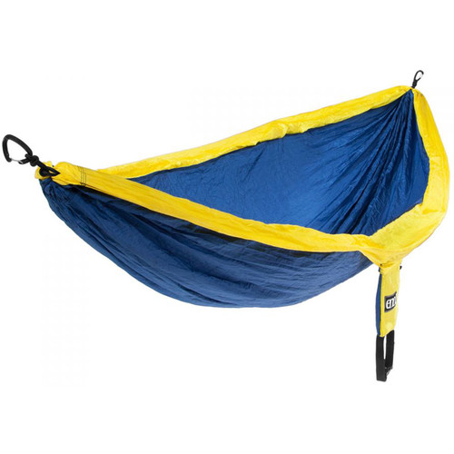 Eagles Nest Outfitters 2-Person DoubleNest Hammock (Sapphire/Yellow)