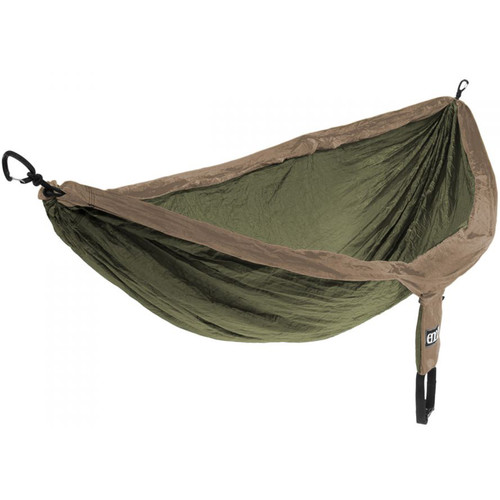 Eagles Nest Outfitters 2-Person DoubleNest Hammock (Khaki/Olive)