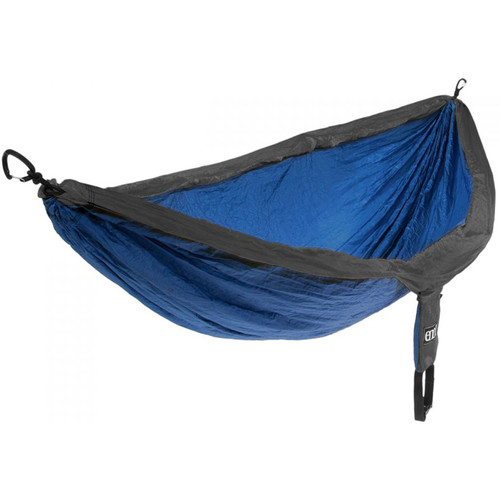 Eagles Nest Outfitters 2-Person DoubleNest Hammock (Royal/Charcoal)
