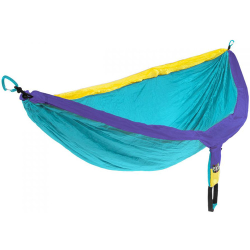 Eagles Nest Outfitters 2-Person DoubleNest Hammock (Retro Tri 2 Pattern)