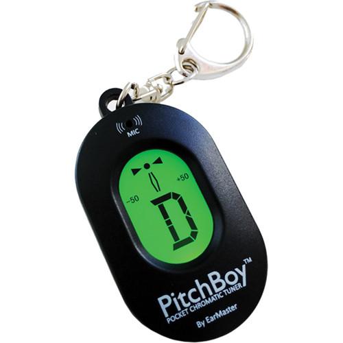 EarMaster PitchBoy Mini Key-Ring Tuner (Black)