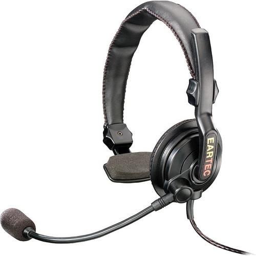 Eartec Slimline Single Headset for Comstar Full Duplex Systems