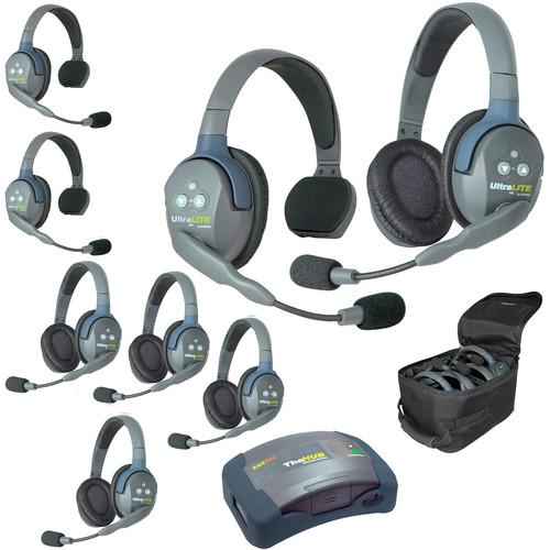 Eartec HUB835 UltraLITE 8-Person HUB Intercom System (USA)