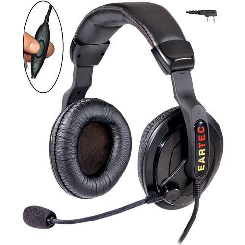 Eartec ProLine Double Headset