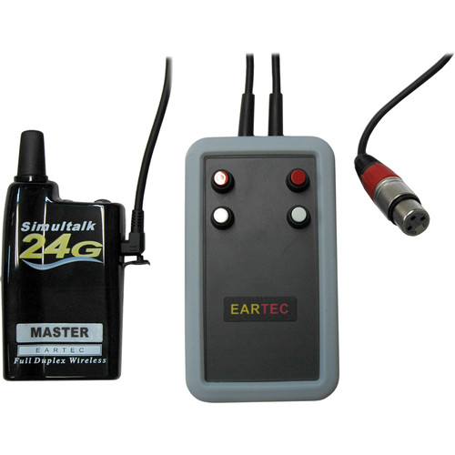 Eartec SLTINPC Interface and Wireless Master Transceiver for Porta Com Intercom