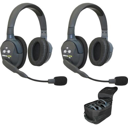 Eartec UL321EU UltraLITE 3-Person Headset System (EU)