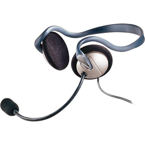 Eartec Monarch Dual Ear Backband Headset for Ultrapak