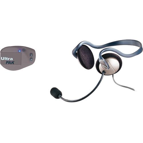 Eartec UPMON1EU UltraPAK Intercom System with Monarch Headset (EU)