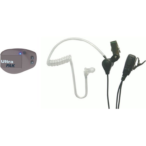 Eartec UPSST1 UltraPAK Intercom System with SST Headset (USA)