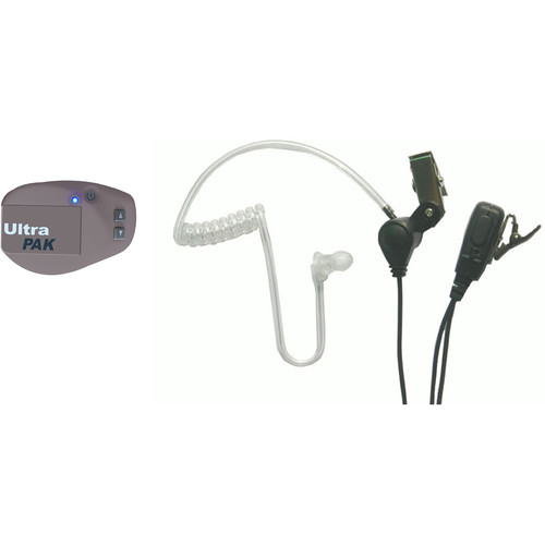 Eartec UPSST1AU UltraPAK Intercom System with SST Headset (AU)