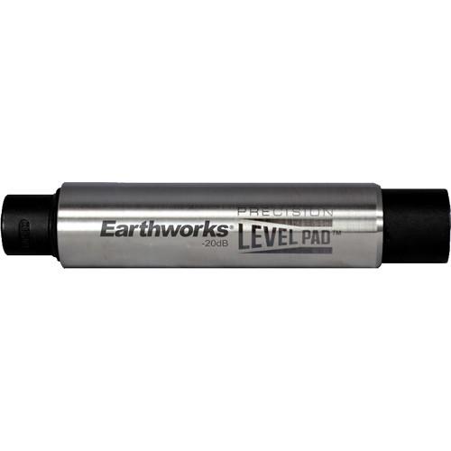 Earthworks LP20 - LevelPad Mic Pad -20 dB Attenuator