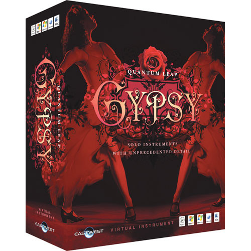 EastWest Quantum Leap Gypsy - Virtual Instrument (Educational, Download)