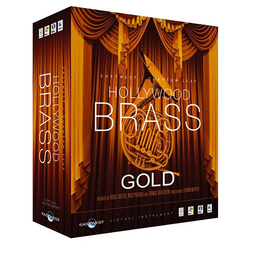 EastWest Hollywood Brass Gold Edition - Virtual Instrument (Educational, Download)