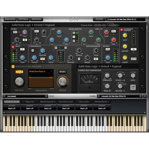 EastWest SSL/EW-FX Global Suite Upgrade for Play 4 - Plug-In Bundle (Educational, Download)