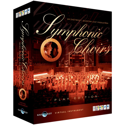 EastWest Symphonic Choirs Gold - Virtual Instrument (Educational, Download)