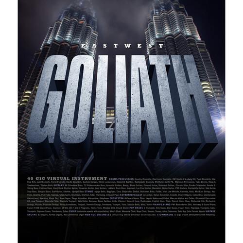 EastWest Quantum Leap Goliath - Virtual Instrument (Download)