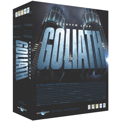 EastWest Quantum Leap Goliath - Virtual Instrument (Download)