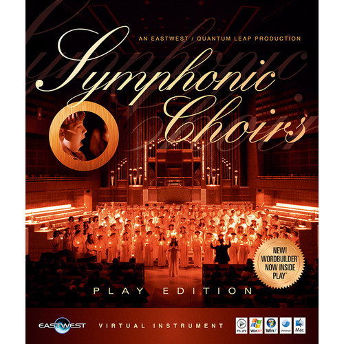EastWest Symphonic Choirs Bundle - Virtual Instrument Plug-In (Download)