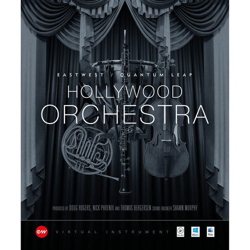 EastWest Hollywood Orchestra Diamond Edition - Virtual Instrument (Download)