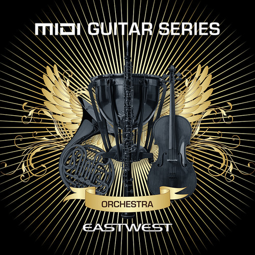 EastWest MIDI Guitar Series Vol 1: Orchestra - Virtual Instrument (Download)