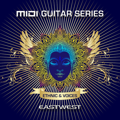 EastWest MIDI Guitar Series Vol 2: Ethnic and Voices - Virtual Instrument (Download)
