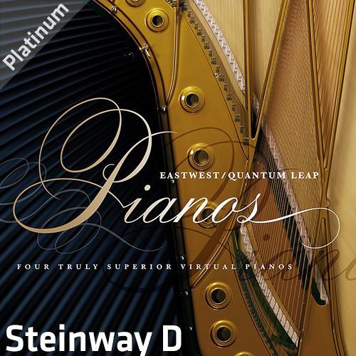 EastWest Quantum Leap Pianos Steinway D Platinum - Virtual Instrument (Download)