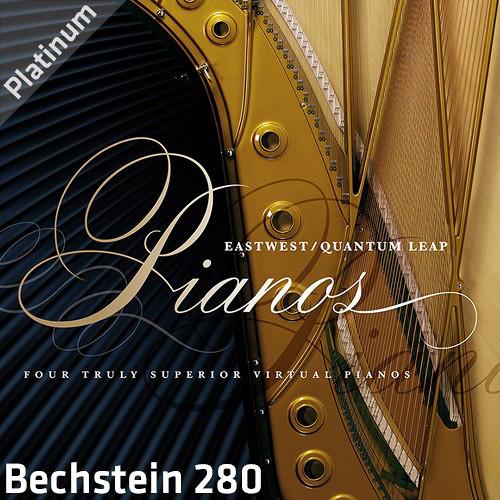 EastWest Quantum Leap Pianos Bechstein 280 Platinum - Virtual Instrument (Download)