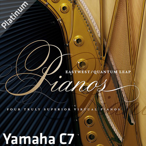 EastWest Quantum Leap Pianos Yamaha C7 Platinum - Virtual Instrument (Download)