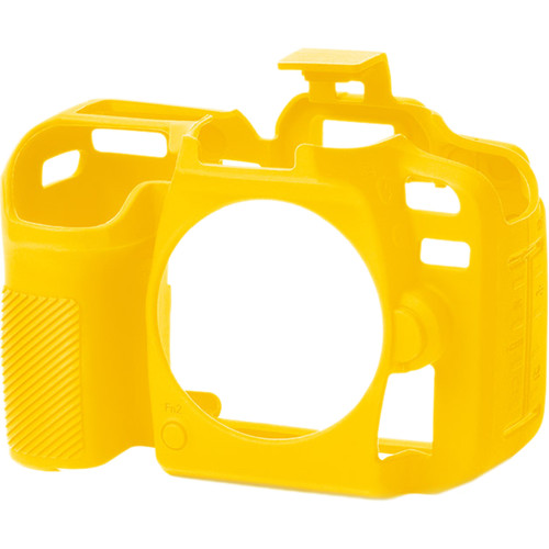 easyCover Silicone Protection Cover for Nikon D7500 (Yellow)