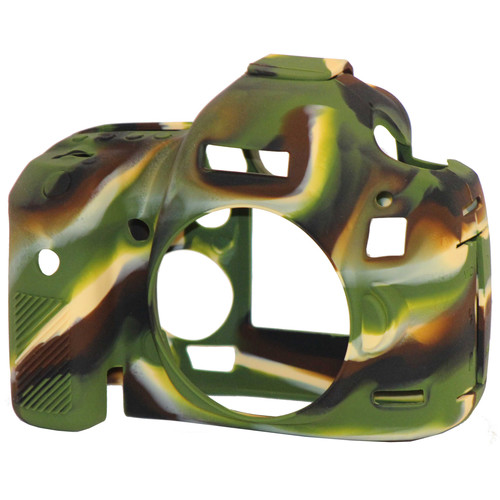 easyCover Silicone Protection Cover for Canon EOS 5D Mark II (Camo)