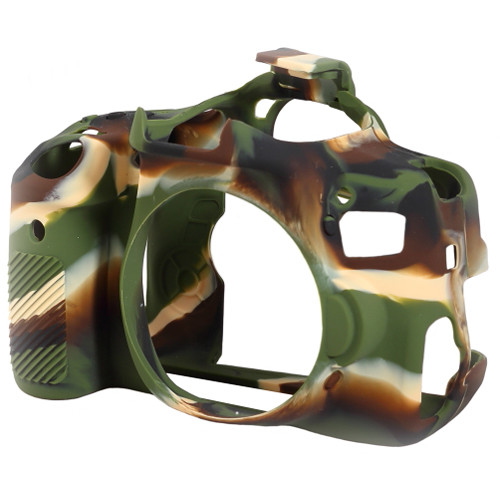 easyCover Silicone Protection Cover for Canon EOS Rebel T4i, T5i (Camouflage)