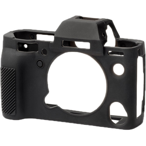 easyCover Silicone Protection Cover for Fuji XT-3 (Black)