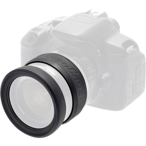 easyCover 62mm Lens Rim (Black)