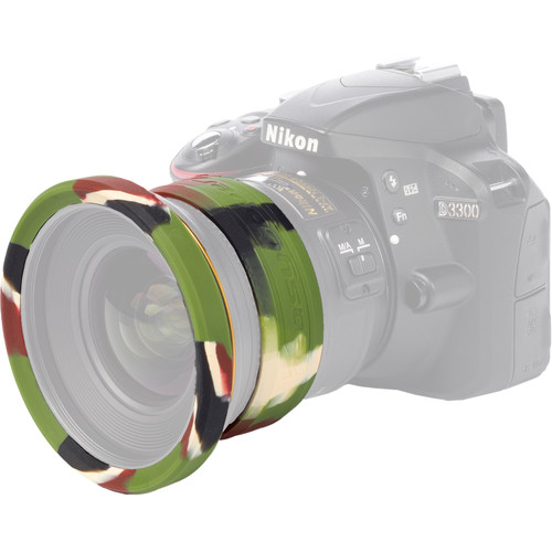 easyCover 67mm Lens Rim (Camouflage)
