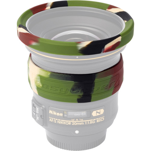 easyCover 77mm Lens Rim (Camouflage)
