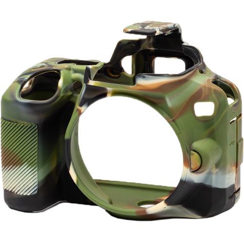 easyCover Silicone Protection Cover for Nikon D3500 (Camo)