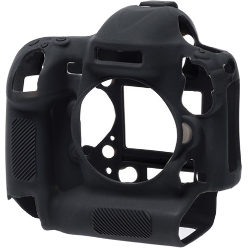 easyCover Silicone Protection Cover for Nikon D4, D4s (Black)