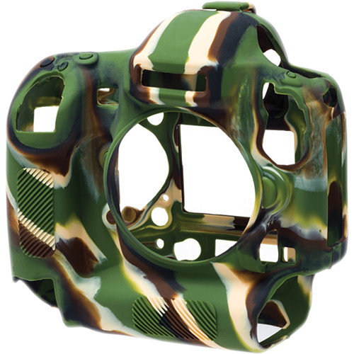 easyCover Silicone Protection Cover for Nikon D4 and D4s (Camouflage)