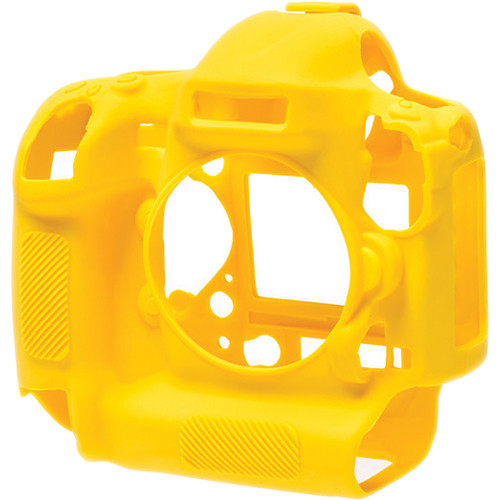 easyCover Silicone Protection Cover for Nikon D4 and D4s (Yellow)