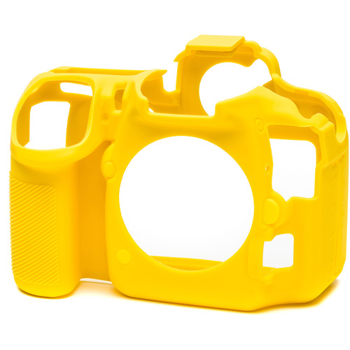 easyCover Silicone Protection Cover for Nikon D500 (Yellow)