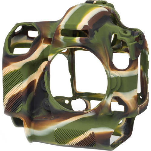 easyCover Silicon Protection Cover for Nikon D5 (Camouflage)