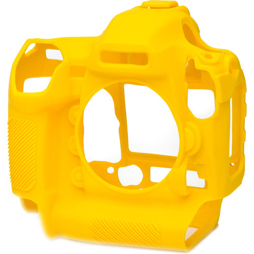 easyCover Silicon Protection Cover for Nikon D5 (Yellow)