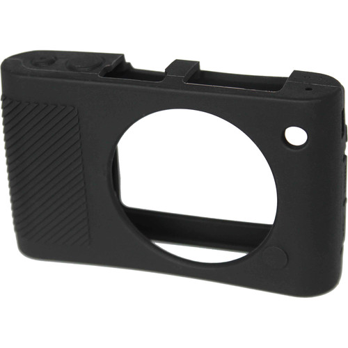 easyCover Silicone Protection Cover for the Nikon 1 S1 (Black)