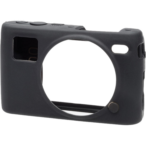 easyCover Silicone Protection Cover for the Nikon 1 S2 (Black)