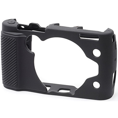 easyCover Silicone Protection Cover for the Nikon 1 V3 (Black)