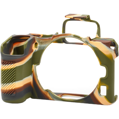 easyCover Silicone Protection Cover for Nikon Z50 (Camouflage)