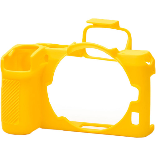 easyCover Silicone Protection Cover for Nikon Z 50 (Yellow)